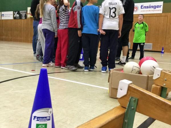 HoffeExpress an der Leimbachtalschule