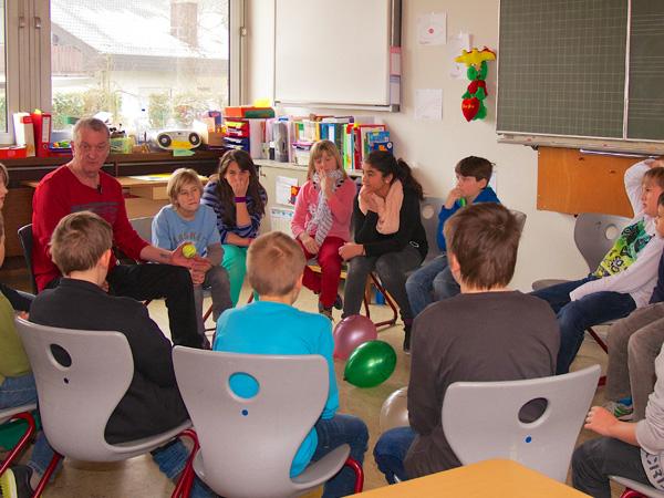 Prävention - Schulsozialarbeit