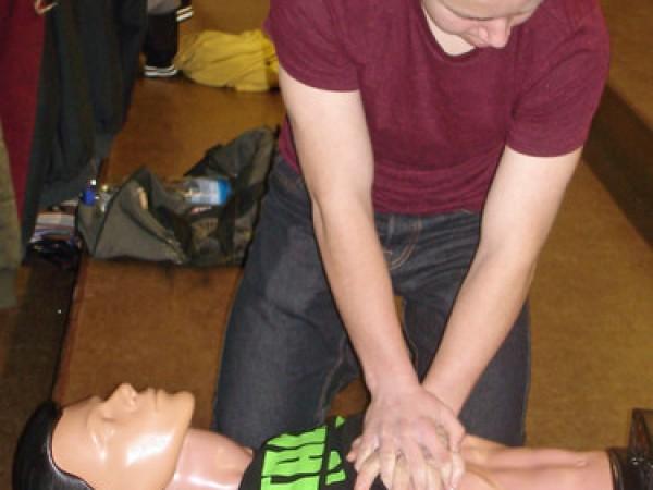 Erste-Hilfe Kurs