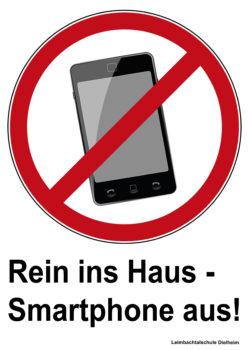 smartphone-aus-mit-text
